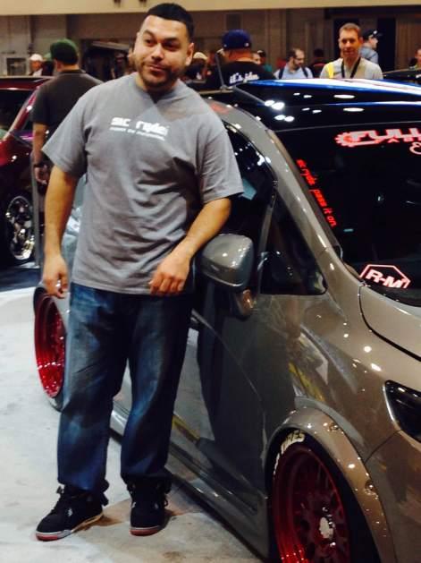 #KennyV #Honda #fit #SEMA2014